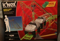 Knex Double Doom Roller Coaster