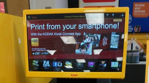 Kodak Kiosks at CVS