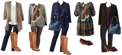 Kohls Plus Size fashion ideas