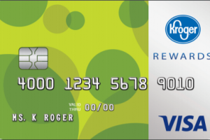 Earn Unlimited REWARDS with the Kroger REWARDS Visa