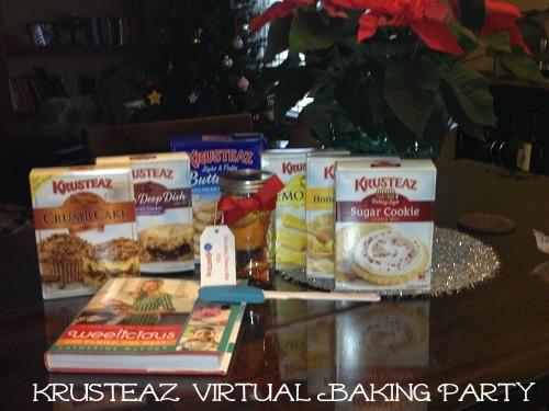 Krusteaz Baking Party