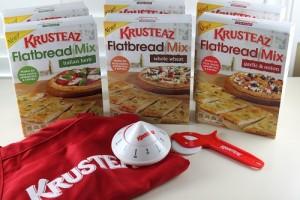 Krusteaz Flatbread Mixes Giveaway   #FlatbreadMix