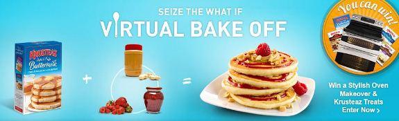 Krusteaz Virtual Bake Off