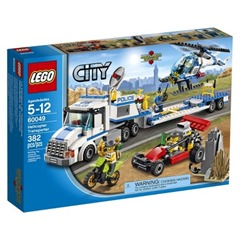 LEGO City Helicopter Transporter 60049c