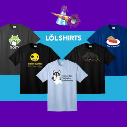 LOL Shirts