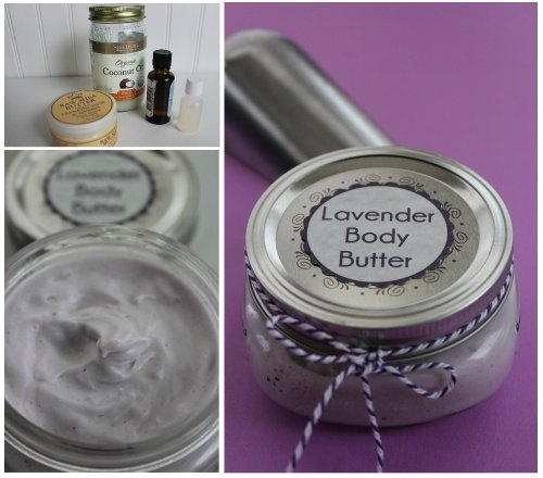 Lavender Body Butter - Great Gift Idea