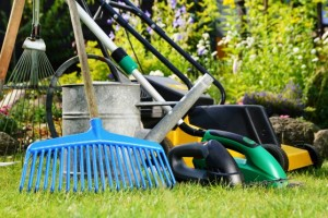 Organizing Your Lawn & Garden Equipment | {52 Weeks to a More Organized Home/Life}