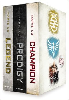 Legend Book Series