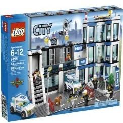 Amazon: Lego City Police Station $76.54 (Shipped)