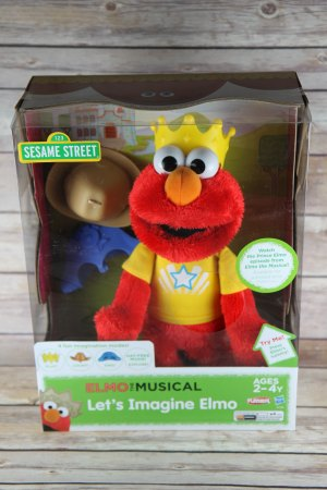 Lets Imagine Elmo Holiday Gift Guide