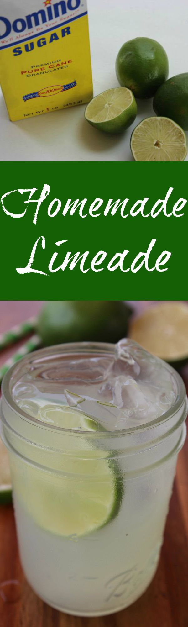Limeade you can make at home