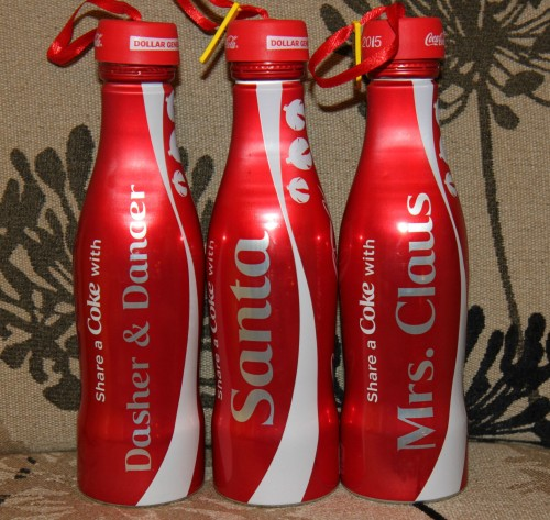 Limited Edition Coca-Cola Aluminum Bottles