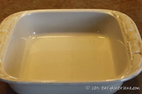 Longaberger Baking Dish