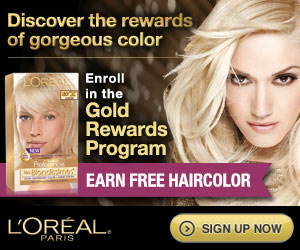 L'Oreal Paris Gold Rewards Club: Free Membership- Buy 5, Get 1 Free