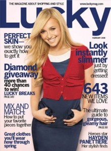 Lucky 51 220x300 Lucky Magazine Subscription Deal 2 Year Subscription $5.99