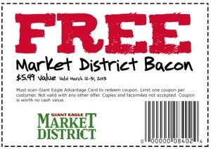 Market District Bacon