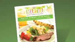 Free Martha Stewart Grilling Cookbook