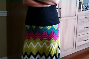 The Jean Girl Maxi Skirt Giveaway