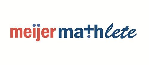 Meijer Mathlete Logo