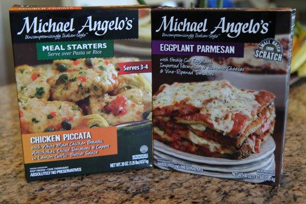 Michael Angelos Dinners