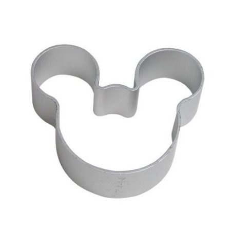 Mickey Mouse Face Shape Cookie Cutter