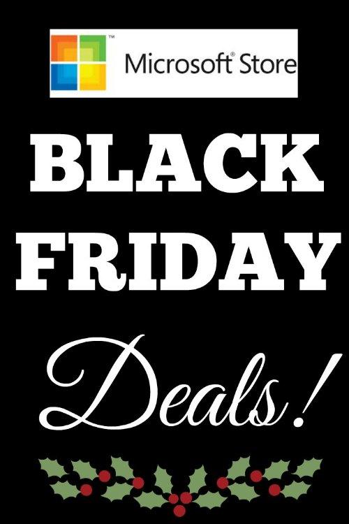 Microsoft STore Black Friday Deals