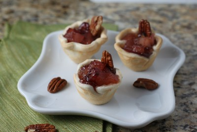 Mini Cherry Pecan Pies Lucky Recipe