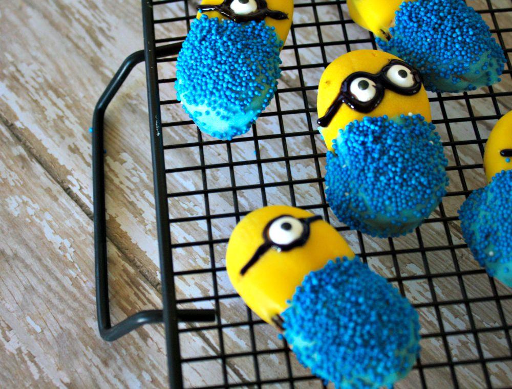 Minions Cookies Idea