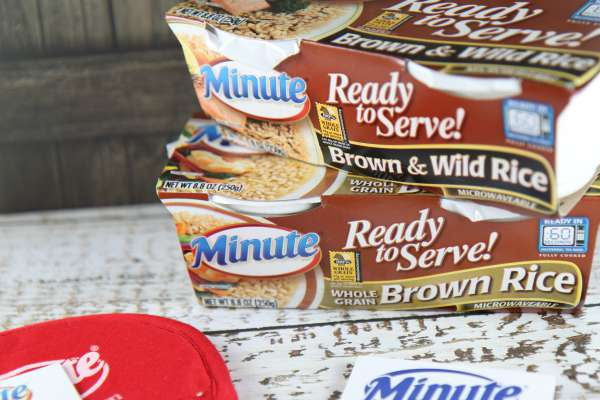 Minute Ready to Serve Brown and Wild Rice