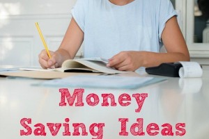 Money Saving Ideas for Single Parents