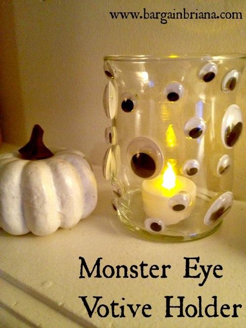 Monster Eye Votive Holder