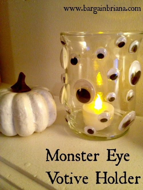 Monster Eye Votive Holder