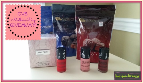 Mother's Day Giveaway from CVS via BargainBriana