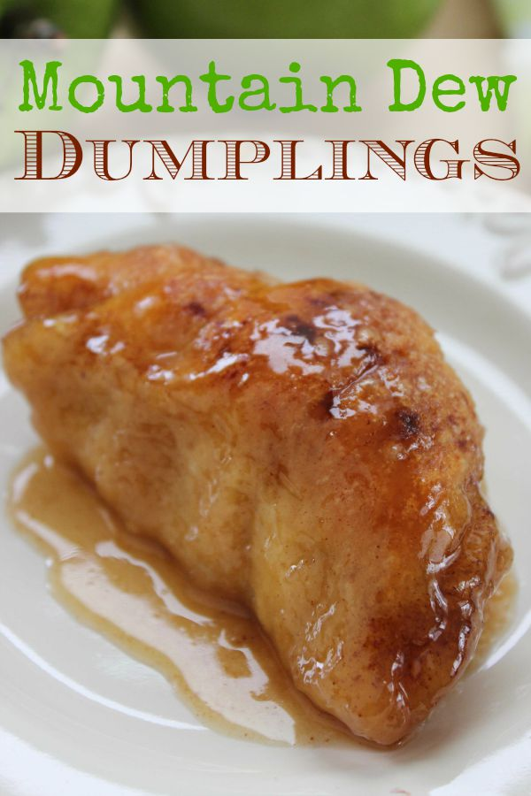You won't believe how easy this dumpling recipe is to make! With fresh, juicy apples and crescent rolls this dessert is super easy to make with incredible flavor and texture.