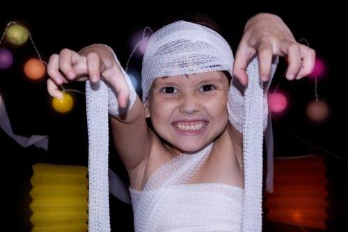 Mummy Last Minute Costume Ideas