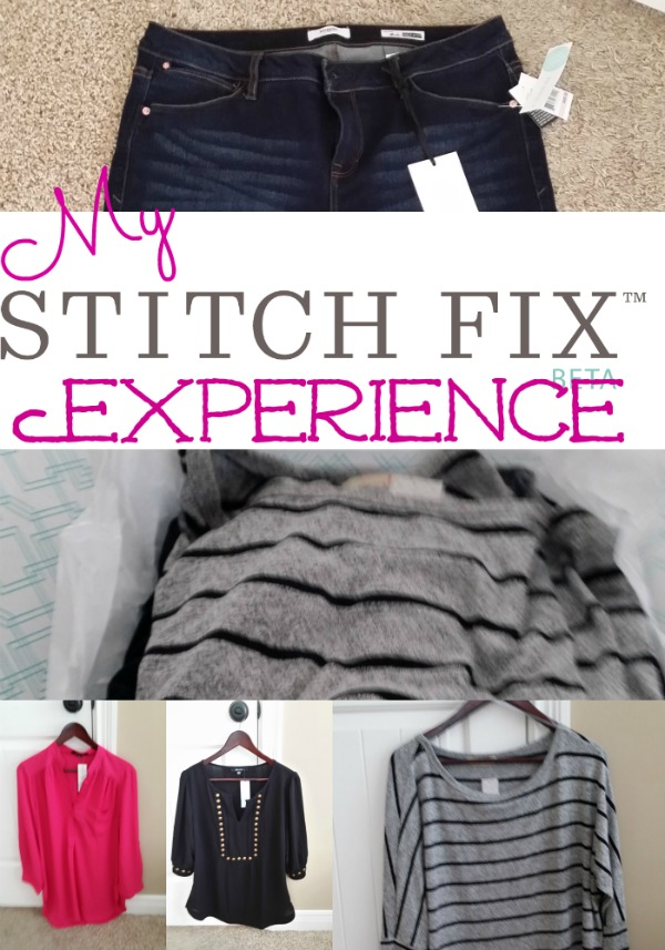My Stitch Fix Experience via BargainBriana.com
