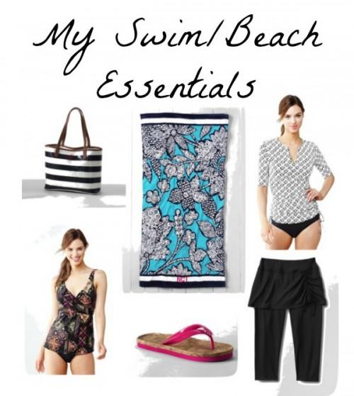 My Swim Beach Essentials