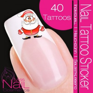 Nail Tattoo Stickers 300x300 Nail Tattoo Stickers for the Holidays   $2.49