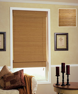 Overstock.com: Nantucket Bamboo Roman Shades $10.99 Today Only