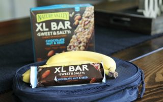How to Keep Teenagers Full & Happy with Nature Valley XL Chewy Granola Bars