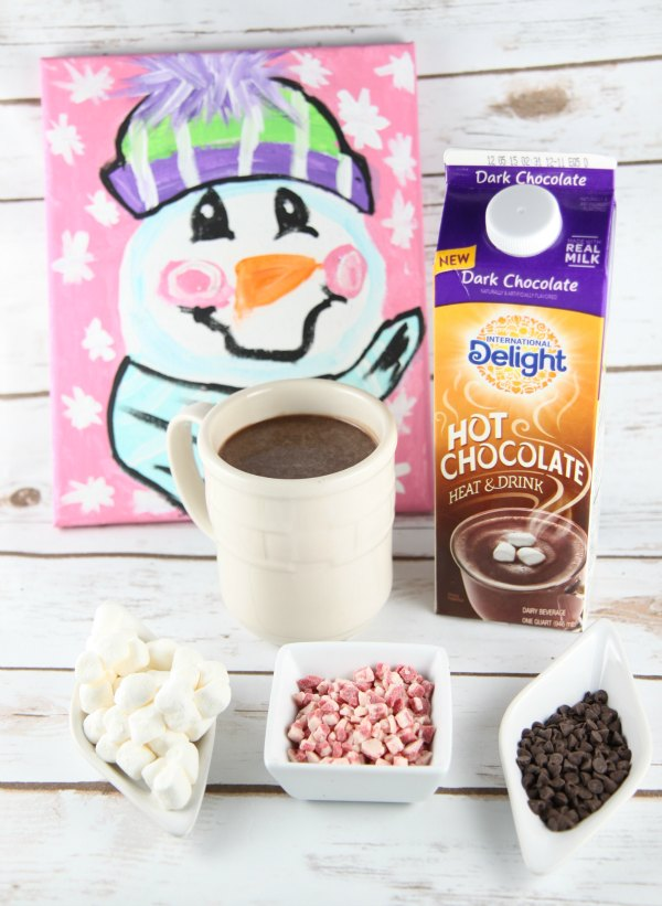 New International Delight Hot Chocolate