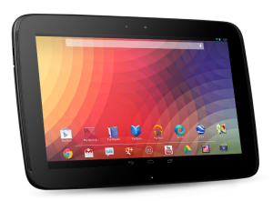 Nexus 10 300x221 Win it: Nexus 10 Tablet