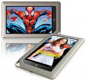 Nook1 300x281 Barnes & Noble 16GB Nook Tablet $99 Shipped!