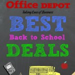 Office Depot Best Back to School Deals