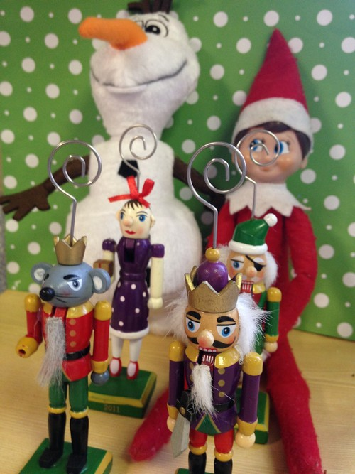 Olaf and Elf on Shelf5