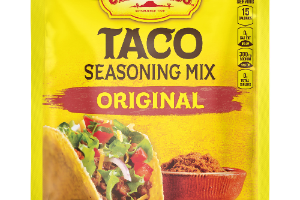 Free Old El Paso Taco Seasoning at Kroger