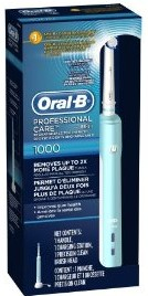 Giveaway: Oral-B Precision 1000 Electric Rechargeable Toothbrush