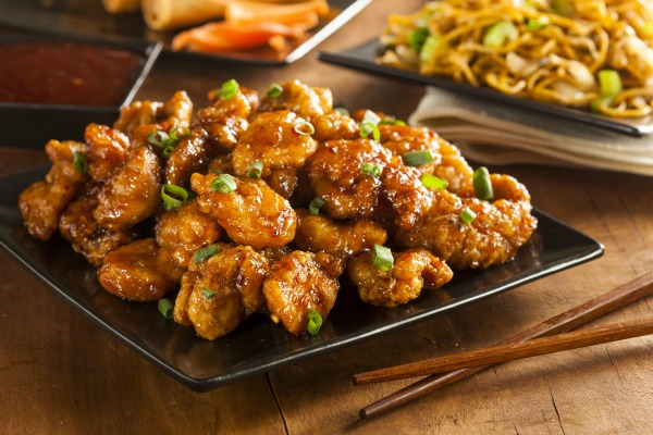 Orange Chicken Recipe - Freezer Friendly