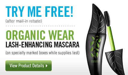 Physicians Formula Organic Wear Mascara on Organic Wear Try Me Free