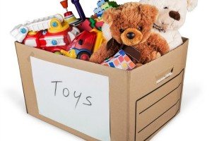 Organizing Your Kids Toys | {52 Weeks to a More Organized Home/Life}